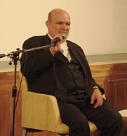 Author photo. Salvatore Niffoi, 2008