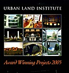 Urban land institute: Award winning projects…