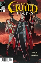 The Guild Fawkes #1 by Felicia Day