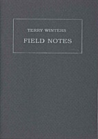 Field notes by Terry Winters