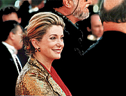 Author photo. Catherine Deneuve at Cannes 2000. Photo by <a href=&quot;http://commons.wikimedia.org/wiki/User:Nikita&quot;>Rita Molnár</a>