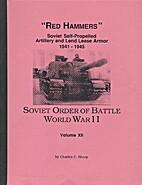 Soviet Order of Battle World War II, Volume…