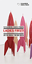 Ladies First! Künstlerinnen aus der…