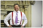 Author photo. David Mannion [credit: Canterbury Times]