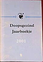 Doopsgezind jaarboekje 2001 by ADS