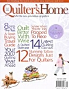 Quilter's Home Magazine - December 2006 by…