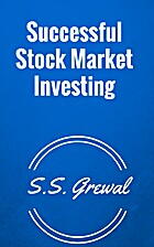 Successful Stock Market Investing by S.S…