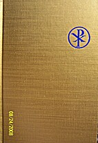 The Maryknoll golden book; an anthology of…