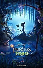 Disney Princess The Princess and the Frog by…