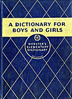 Webster's Elementary Dictionary: A…
