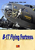 B-17 Flying Fortress by Mantelli - Brown -…