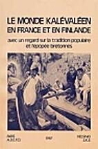 Le Monde kalévaléen en France…