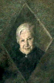 Author photo. Bathilda Bagshot/from the frontespiece of A History of Magic