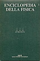 Enciclopedia della fisica - Volume 2 by…
