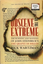 Obscene in the Extreme: The Burning and…
