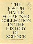The Joseph Halle Schaffner Collection in the…