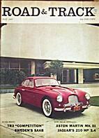 Road & Track 1957-05 (May 1957) Vol. 8 No. 9