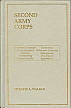 History of the Second army corps in the Army…