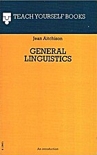 General Linguistics (Teach Yourself) by Jean…