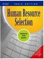 HUMAN RESOURCE SELECTION by Robert D.…