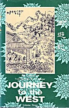 Journey to the West: Vol 3 by Wu Cheng'en