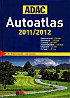 ADAC Autoatlas 2011/2012 by ADAC