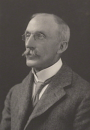 Author photo. Allan Fea by Walter Stoneman, for James Russell & Sons bromide print, circa 1916 NPG Ax39147