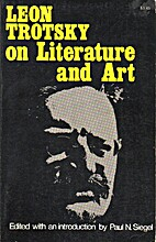 Leon Trotsky on Literature and Art by Leon…