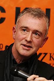 Author photo. Petr Novák, Wikipedia
