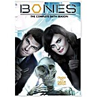 Bones: Season 06 by Hart Hanson
