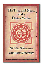 The Thousand names of the Divine Mother by…