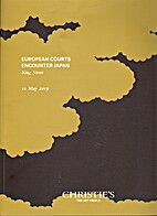 Christies European Courts Encounter Japan by…