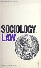 The Sociology of Law (Penguin modern…