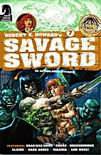 Robert E. Howard's Savage Sword # 7