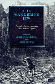Wandering Jew: Essays in the Interpretation…