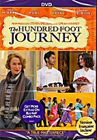 The Hundred-Foot Journey DVD by Richard C.…