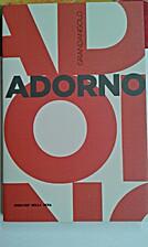 Adorno by fortunatomarco