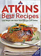 Atkins Best Recipes by Atkins