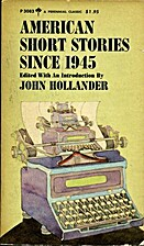 American short stories since 1945 by John…