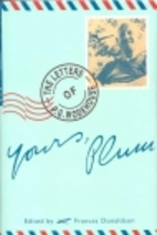 Yours Plum (Letters of Wodehouse series) by…