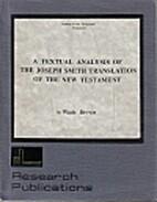 A Textual Analysis of the Joseph Smith…