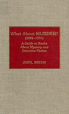 What About Murder? A Guide to Books About…