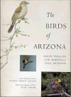 Birds of Arizona by Allan Phillips