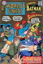 World's Finest Comics [1941] #168 by Cary…