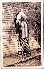 Chief Pat Tyhee