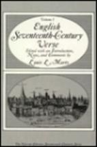 English Seventeenth-Century Verse [2-volume…