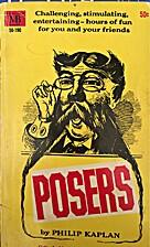 Posers; 80 delightful hurdles for reasonably…