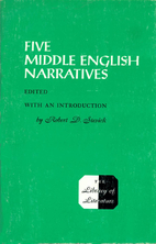 Five Middle English narratives by Robert…