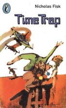 Time Trap (Puffin Books) by Nicholas Fisk