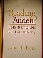 Reading Auden: The Returns of Caliban by…